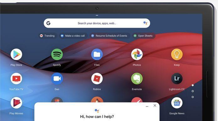 Chrome OS 73 lançado com suporte para compartilhamento de arquivos com aplicativos Linux
