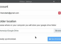 Como instalar o cliente Google drive ODrive no Linux via Flatpak