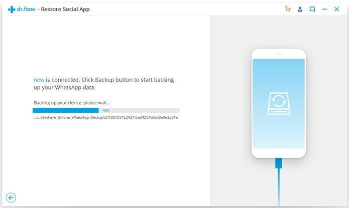 Como restaurar o backup do WhatsApp no iPhone e dispositivos Android