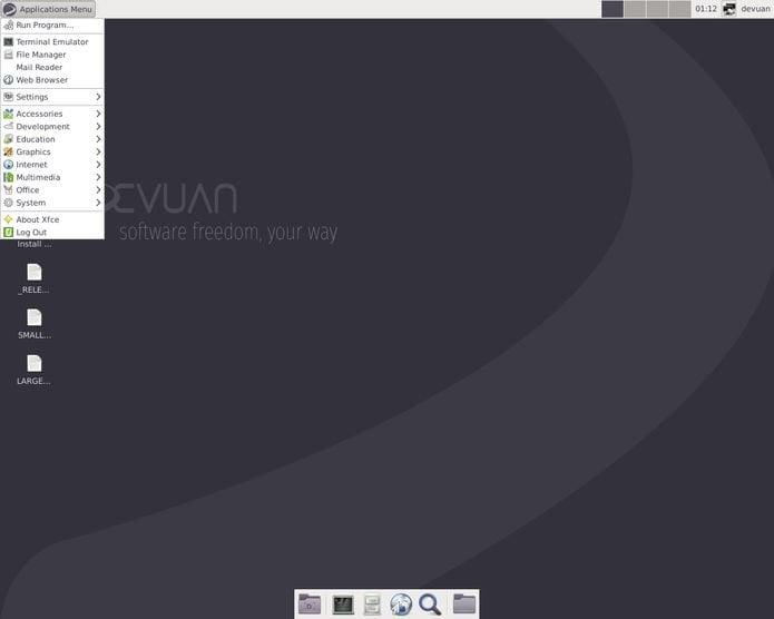 devuan - Conheça antiX - uma distribuição Linux bonita, livre e leve