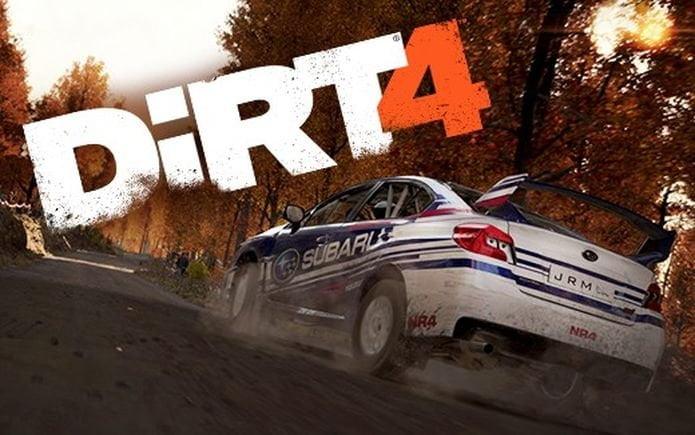 DiRT 4 já está disponível no Steam para Linux e Mac