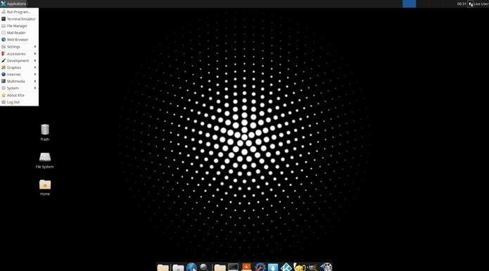ExTiX 19.3 lançado com o Kernel 5.0 e baseado no Ubuntu 19.04