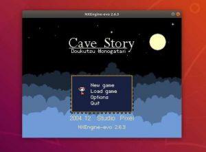 Como instalar o nostálgico jogo Cave Story no Linux via Snap