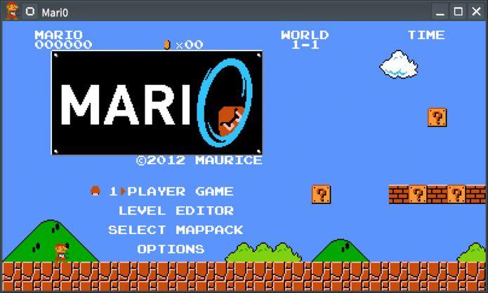 Como instalar o divertido jogo Mari0 no Linux via Snap