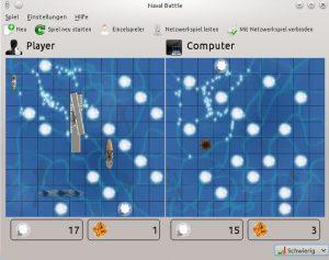 Como instalar o jogo Naval Battle no Linux via Flatpak