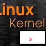 Kernel 5 lançado oficialmente - Confira as novidades e instale