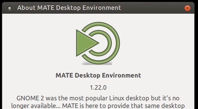 MATE 1.22 lançado com correções de bugs críticos e melhorias
