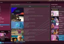 Como instalar o music player Olivia no Linux via Snap
