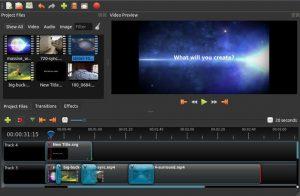 OpenShot 2.4.4 lançado com melhor renderização SVG