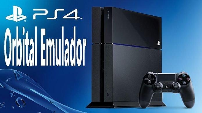 Orbital - Um emulador de PlayStation 4 que emula a GPU AMD do PS4 usando o Vulkan