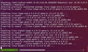 Canonical lançou um patch de segurança do Kernel para o Ubuntu 18.10