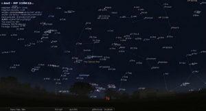 Como instalar o planetário Stellarium no Linux via Snap