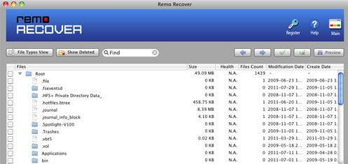 Remo Recover um recuperador de arquivos para Mac, Android e Windows