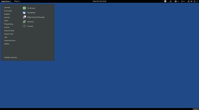 Tails 3.13 lançado - Confira as novidades e baixe