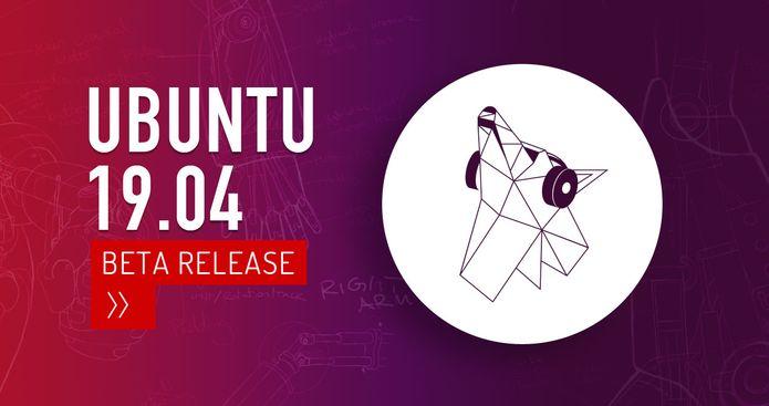 ubuntu 19 04 beta - Ubuntu 19.04 Beta já está disponível para download! Baixe e teste!
