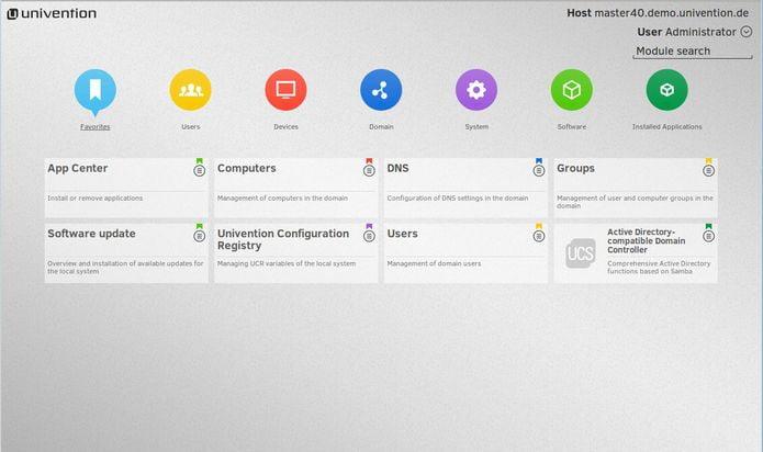 Univention Corporate Server 4.4-0 lançado - Confira as novidades e baixe