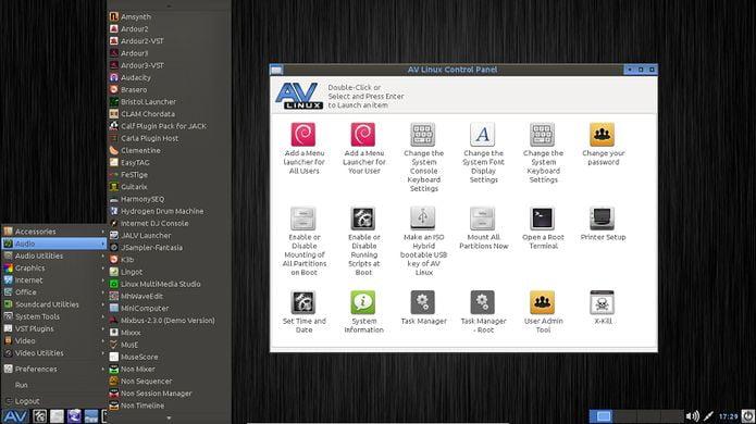 AV Linux também irá abandonar o suporte a computadores de 32bits