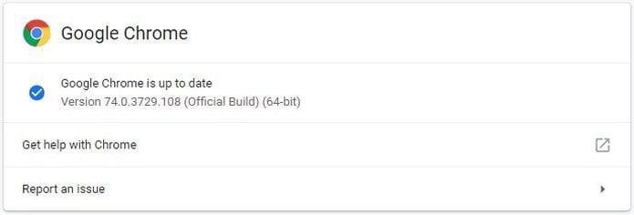 Chrome 74 lançado com 39 correções de segurança e novos recursos