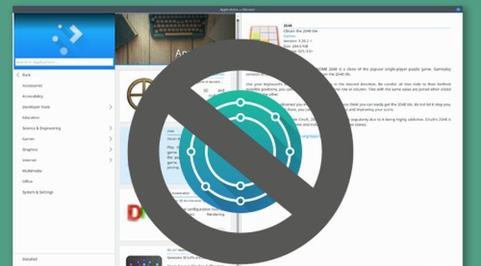 Como atualizar corretamente o KDE neon sem usar o Discover