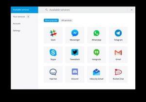 Como instalar o gerenciador de mensageiros Franz no Linux via Flatpak