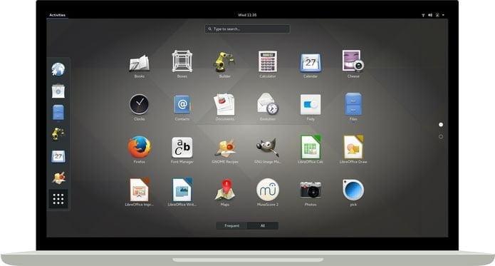 GNOME 3.33.1 lançado como marco inicial da versão 3.34
