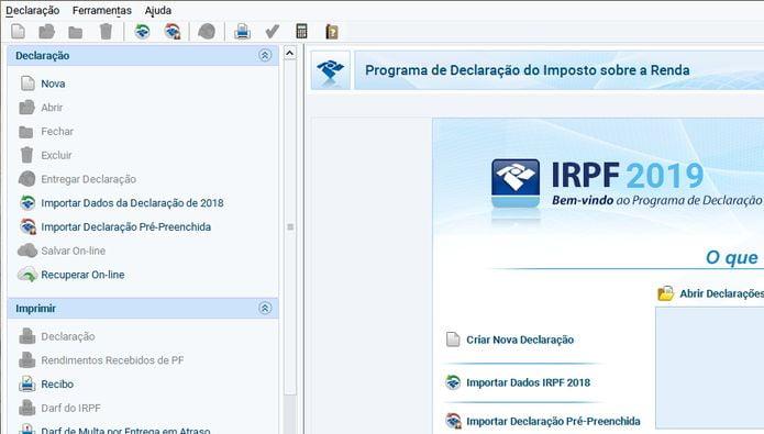 irpf 2019 no linux via arquivo jar - Como instalar o programa IRPF 2019 no Linux via arquivo JAR [Atualizado]