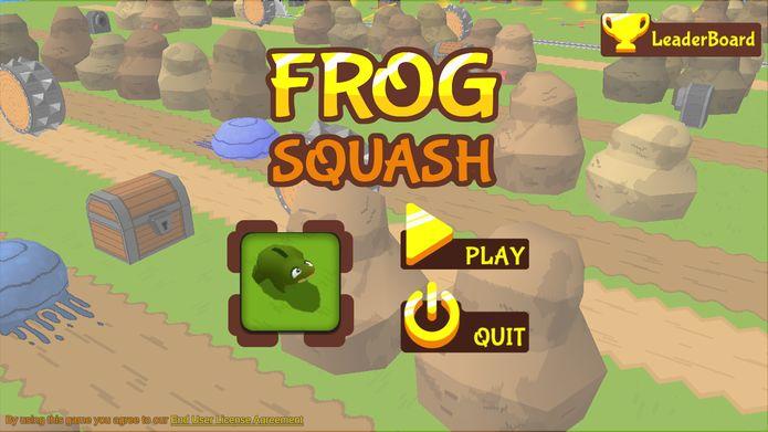 Como instalar o jogo Frog Squash no Linux via Flatpak