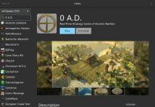 Como instalar o lançador de jogos Athenaeum no Linux via Flatpak
