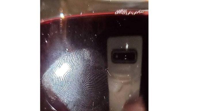 Leitor de impressão digital do Samsung Galaxy S10 foi hackeado