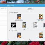 Como instalar o leitor de quadrinhos Peruse no Linux via appimage