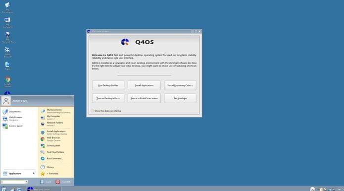 Q4OS 3.6 Testing lançado - Confira as novidades e baixe