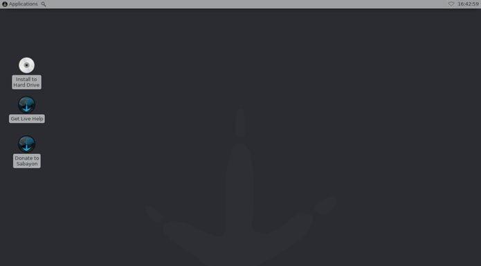 Sabayon Linux 19.03 lançado - Confira as novidades e baixe