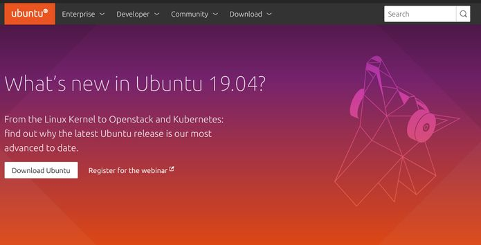Todos os artigos sobre o Ubuntu 19.04 do site! Confira!