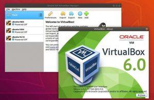 VirtualBox 6.0.6 lançado para incluir suporte para o kernel 5.x