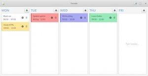 Como instalar o agendador de tarefas Timetable no Linux via Flatpak