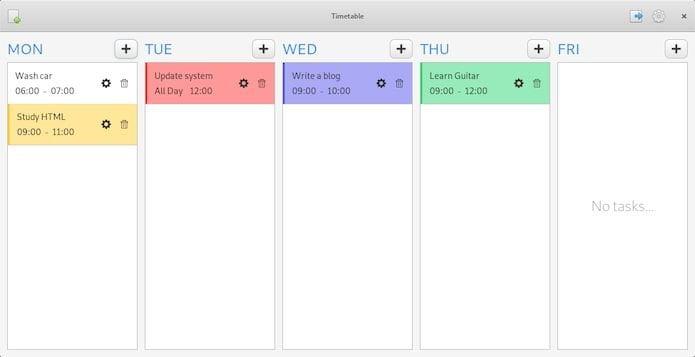 agendador de tarefas timetable no linux via flatpak - Como instalar o emulador de jogos de PS2 PCSX2 no Ubuntu