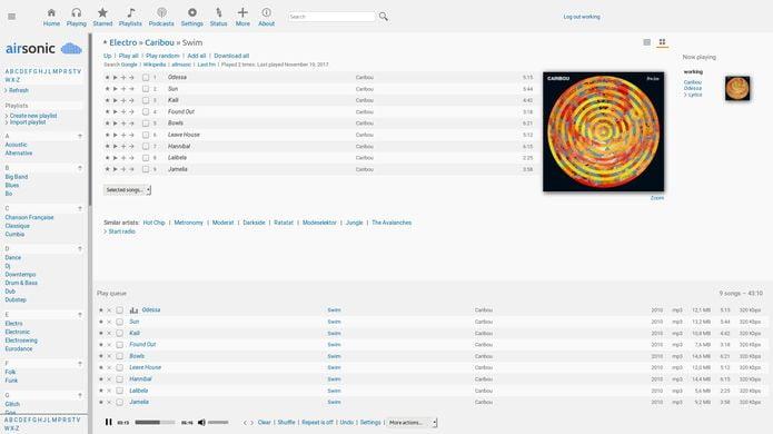 Como instalar o Airsonic Media Server no Fedora, CentOS, RHEL e derivados