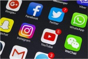 As tendências das redes sociais