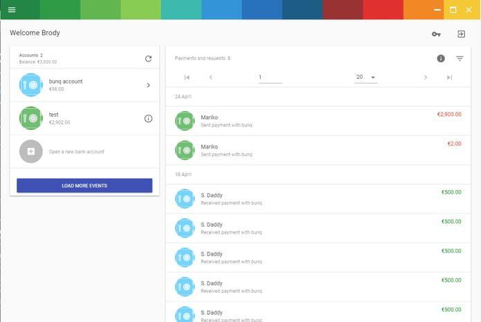 Como instalar o bunqDesktop no Linux via Appimage e Snap