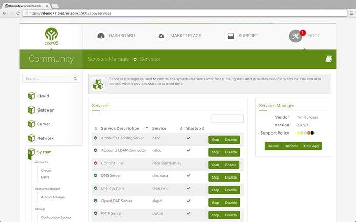 ClearOS 7.6 lançado - Confira as novidades e baixe