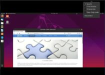 Como instalar o cliente visualizador VNC Remotely no Linux via Flatpak