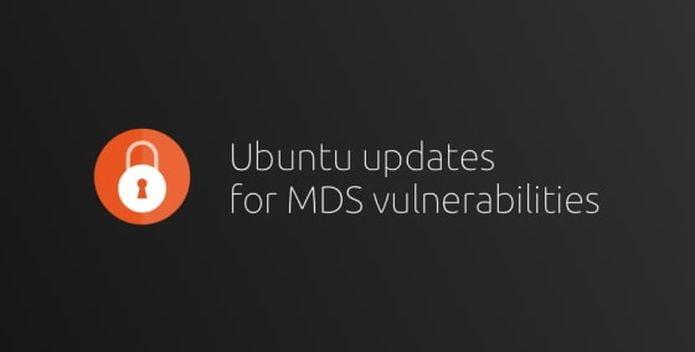 Correções MDS do Ubuntu estão disponíveis para Intel Cherry e Bay Trail