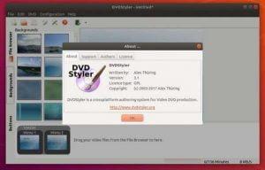 DVDStyler 3.1 lançado com suporte a vídeos HD e outras melhorias e correções