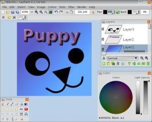 Como instalar o editor de imagens LazPaint no Ubuntu, Debian e derivados