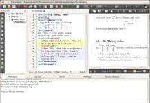 Como instalar o editor LaTeX TexStudio no Linux via AppImage