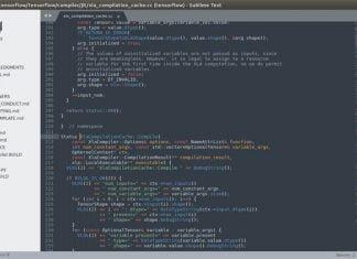 editor sublime text no opensuse suse 324x235 - Notícias, dicas, tutoriais e informações sobre Linux