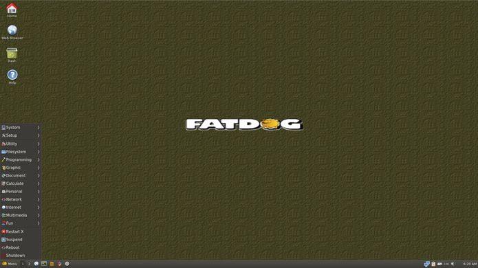 Fatdog64 Linux 801 lançado – Confira as novidades e baixe