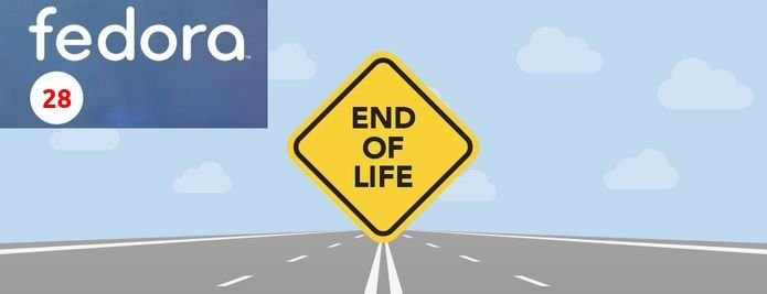 Fedora 28 atingiu o fim da vida - É hora de atualizar para o Fedora 30