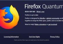 Firefox 66.0.4 lançado com correção para Addons desativados