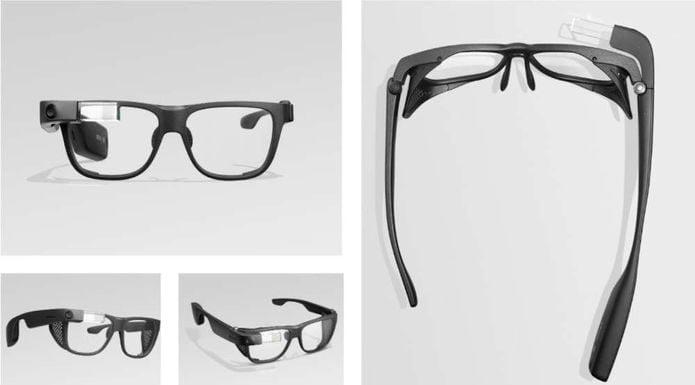 Google Glass Enterprise Edition 2 lançado com processador Snapdragon XR1